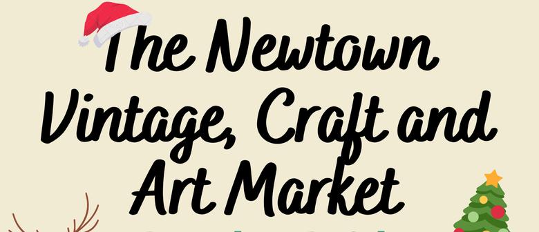 The Newtown Vintage, Craft and Art Market