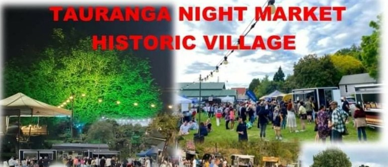 Tauranga Village Night Market