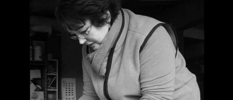 Ceramics Demonstration - Jane McCulla