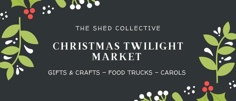 Christmas Twilight Market