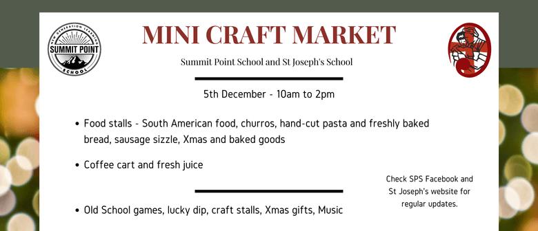Mini Craft Market