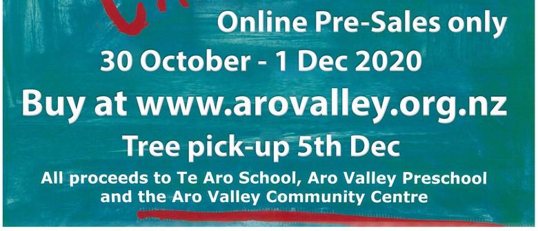 Aro Valley Xmas Tree Fundraiser 2020