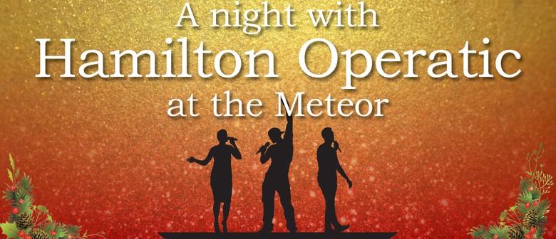 A Night with Hamilton Operatic