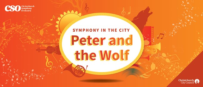 Symphony in the City - Peter and the Wolf