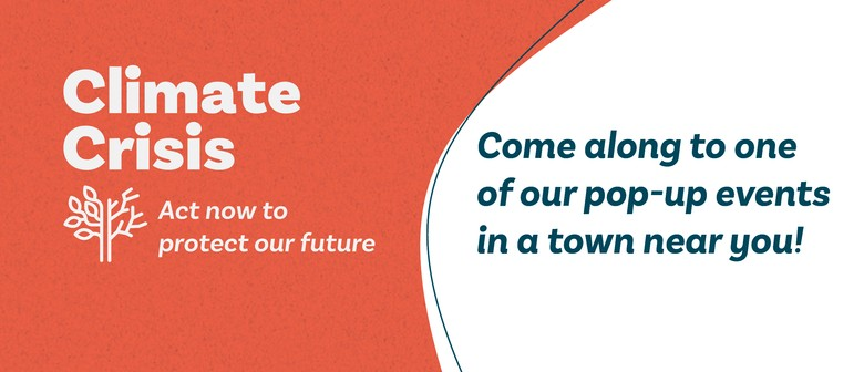 HASTINGS: Climate action community pop-up event