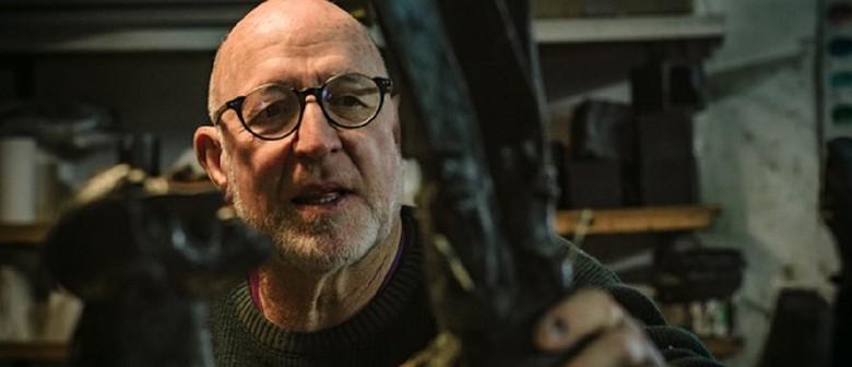 Glass Artist Talk: Graeme Hitchcock