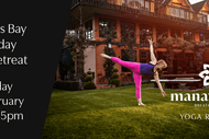 One Day Yoga Retreat: CANCELLED