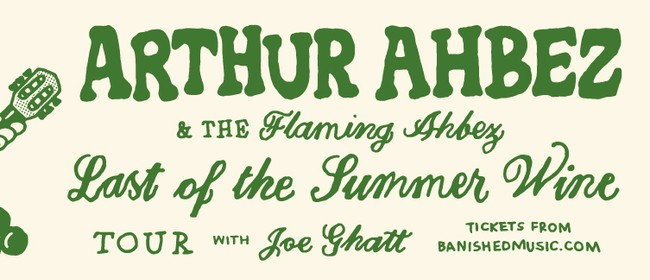 Arthur Ahbez & The Flaming Ahbez
