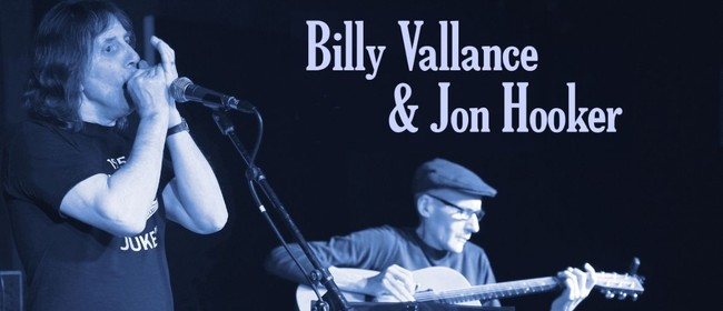 Billy Vallance and John Hooker