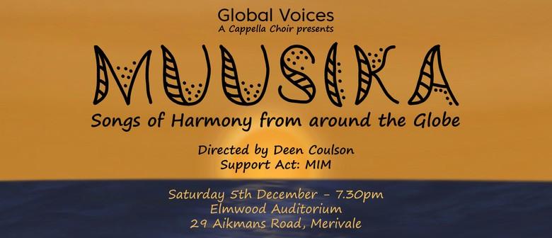 Global Voices - Muusika