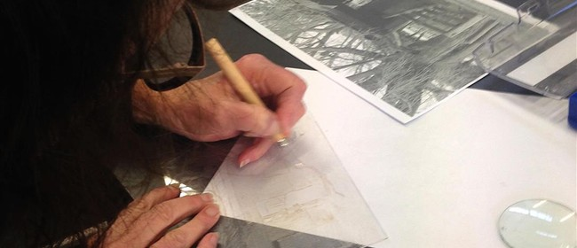 Lisa Feyen Artist Workshop - Drypoint Etching for Beginners