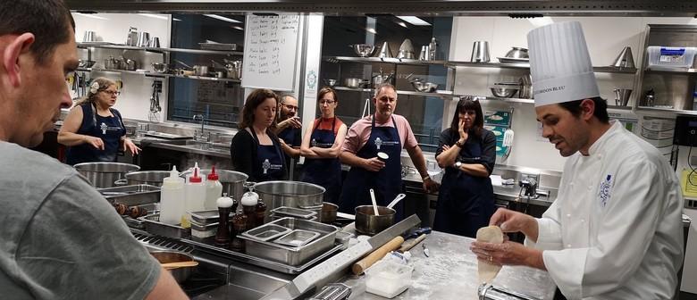Free Italian Cuisine class with chef Diana