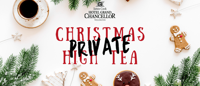 Christmas Themed High Tea