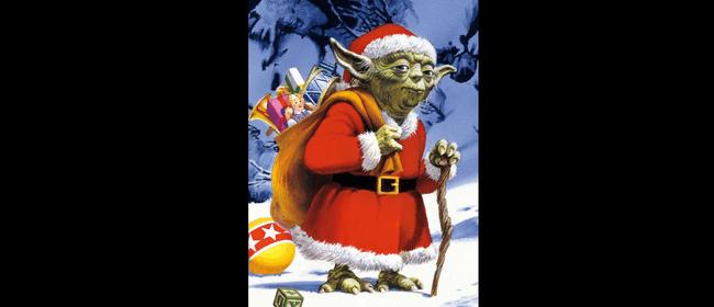 Jedi Christmas Party