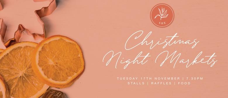 She - Christmas Night Markets