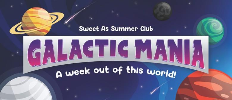 Sweet As Summer Club: Galactic Mania