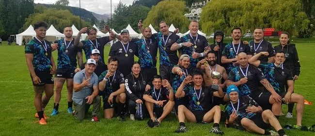 MaxRaft Arrowtown Rugby League 9s Tournament