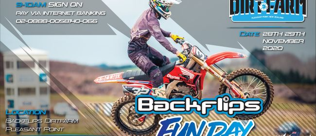 Backflips MX - Fun Day