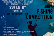 Ladies Fishing Competition