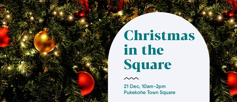 Christmas in the Square 2020