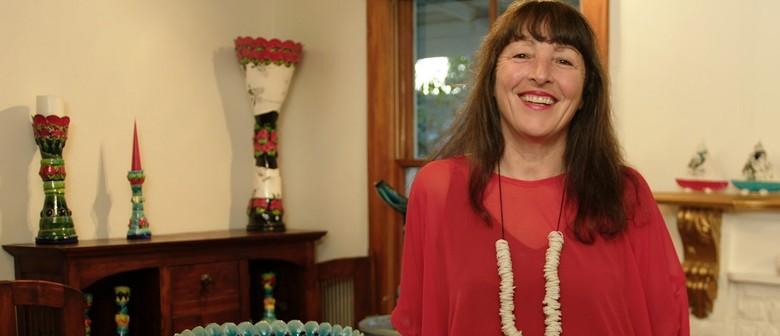 Ceramic Artist Talk: Katie Gold