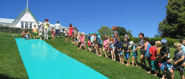 Te Mata Kindergarten Triathlon