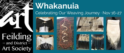 Whakanuia - Celebrating Our Weaving Journey
