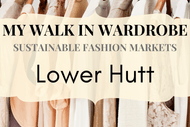 My Walk In Wardrobe - Sustainable Fashion Markets