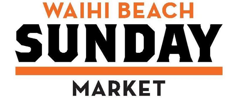 Waihi Beach Sunday Market