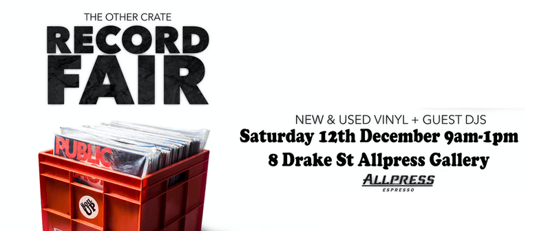 The Other Crate Record Fair