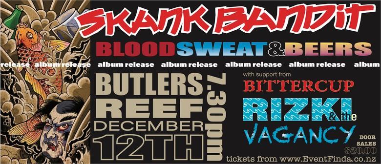 Skank Bandit Album Release