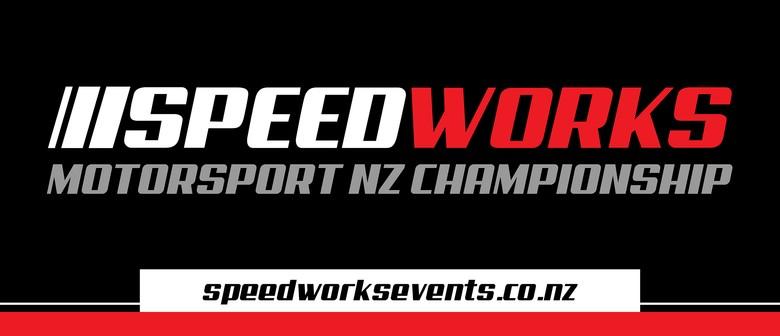 Speed Works Motorsport NZ Championship - Round two