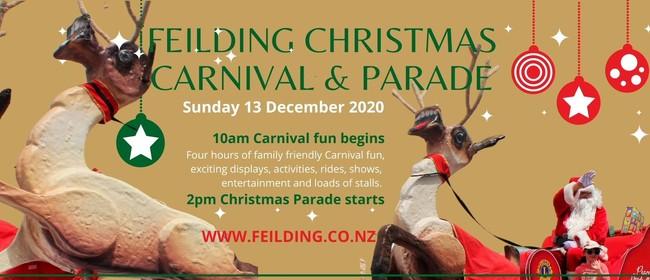 Feilding Christmas Carnival & Parade