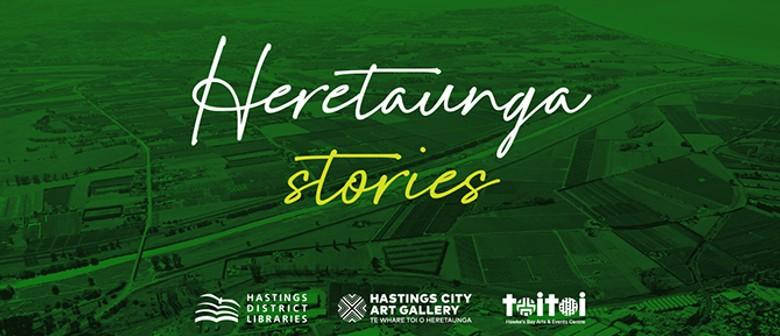 Heretaunga Stories