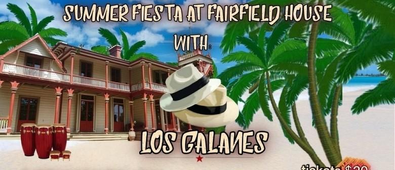 Summer Fiesta at Fairfield House