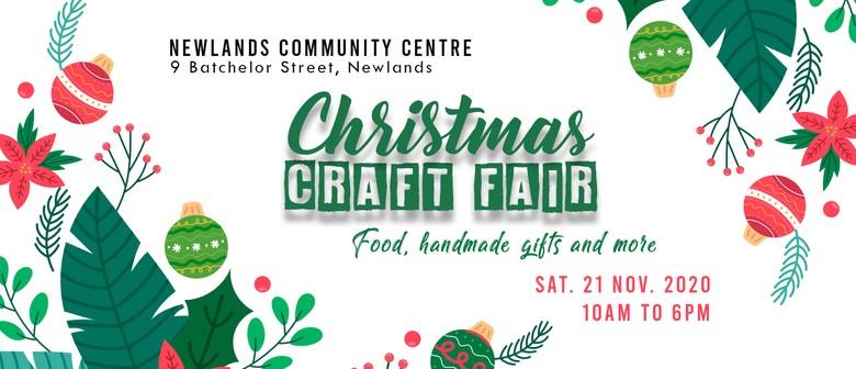 Newlands Christmas Craft Fair