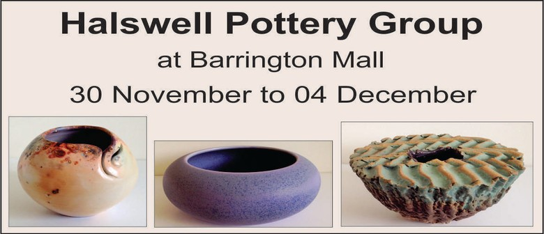Halswell Pottery Group Stall