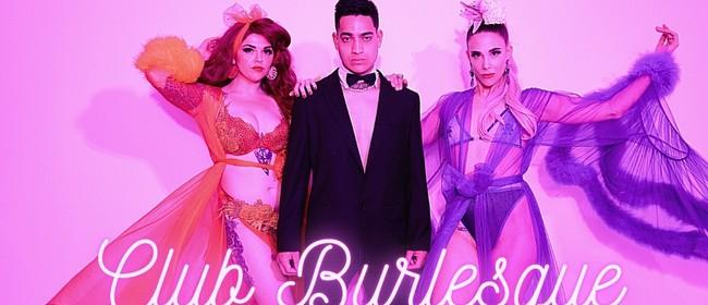 Men of Steel - Club Burlesque