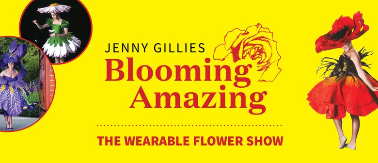 Blooming Amazing - by Jenny Gillies