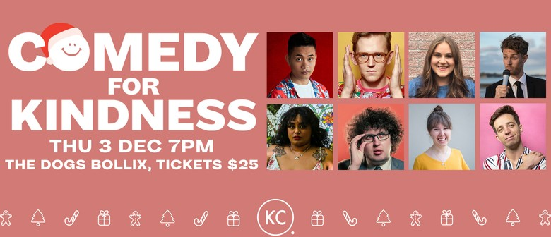 Comedy for Kindness