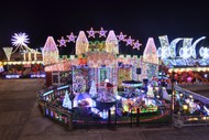 Shands Rd Christmas Lightshow