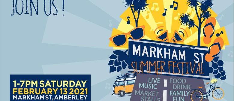 AmberleyNZ Markham St Summer Festival