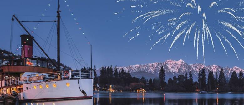 TSS Earnslaw NYE Cruise 2020