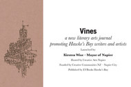 Vines Book Launch