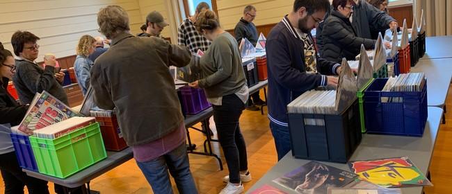 Pop & Rock Vinyl Record Sale Meadowood Community House