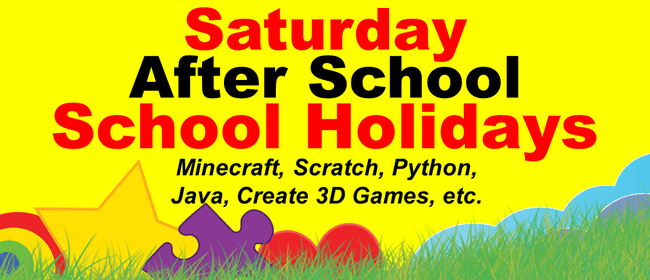 Minecraft, Coding, Create 3D Games, etc School Holiday Class