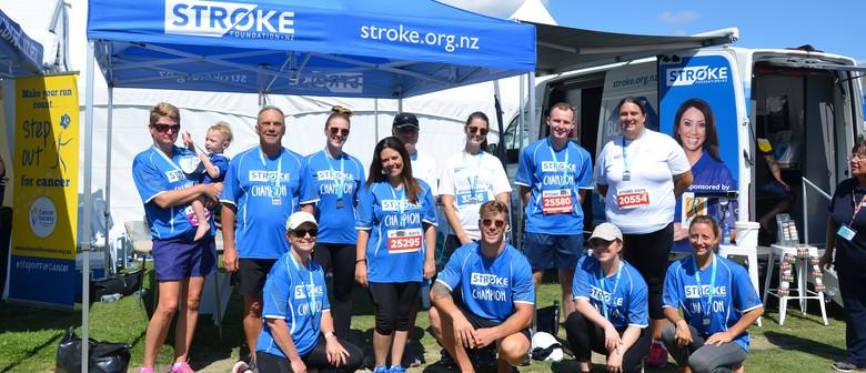 Stroke Foundation at Wellington Round the Bays 2021