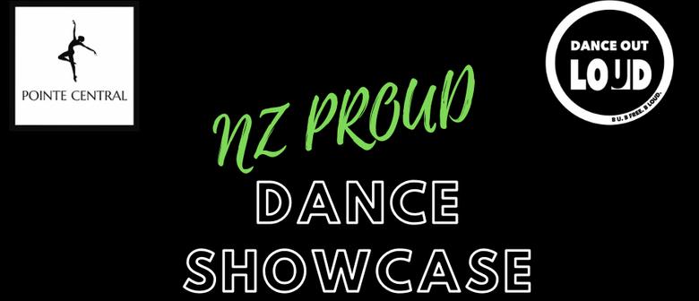 NZ Proud Dance Showcase - Dance Out Loud & Pointe Central