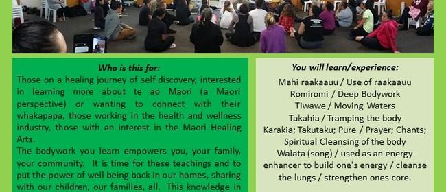 Maori Healing Course