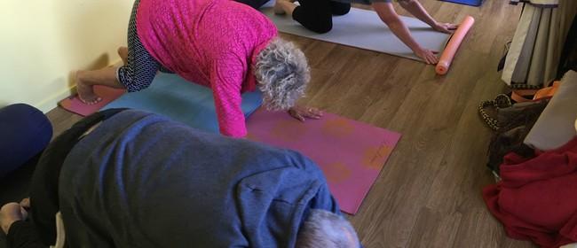 Mixed Hatha Yoga